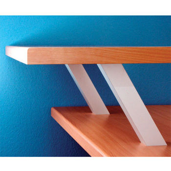 Countertop Support Options : Angled Countertop Breakfast Bar Supports for Solid Tops - Available in ...