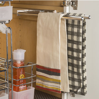 Hafele Pull-out Towel Racks