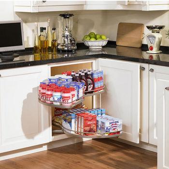 LeMans II Kitchen Blind Corner Organizer