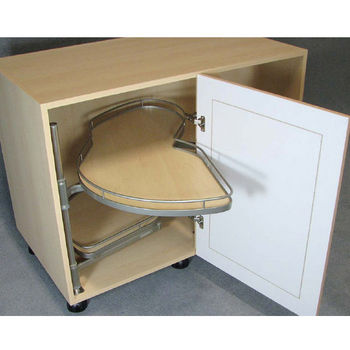 Frameless Cabinet Application