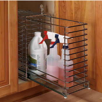 Lockable Pull-Out Compartment