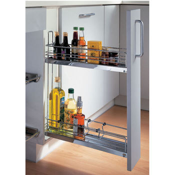 2-Tier Base Cabinet Pull-Out