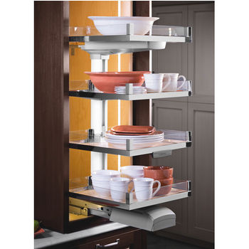 Hafele Pantry Pull Out Shelves Baskets Tall Cabinet Pantry