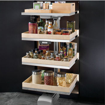 Hafele Convoy LAVIDO Pantry Pull-Out