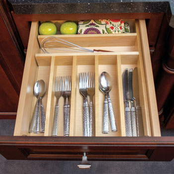 Hafele Cutlery Tray Drawer Insert