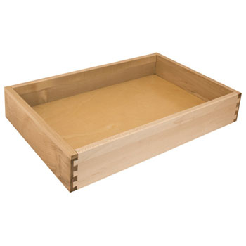 "Tray for 18""W Cabinet - 3-1/2""H"