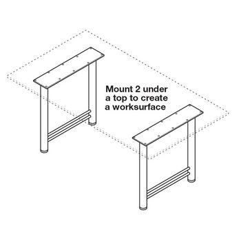 Work Surface Illustration