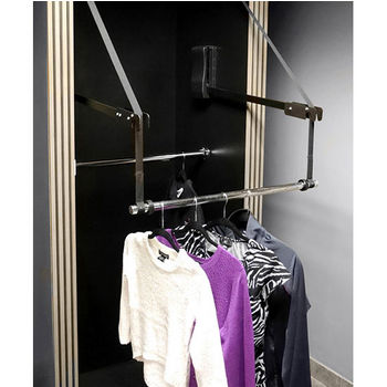 Hafele Extended Electric Wardrobe Lift, 110V