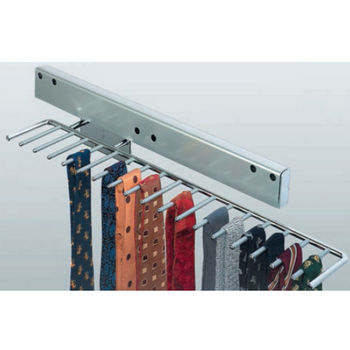 Tie Belt Scarf Racks Organize Hard To Store Ties Belts And Scarves All In One Place