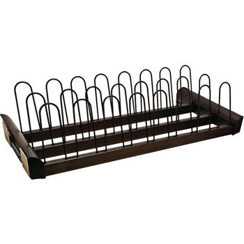 Hafele Engage Pull-Out Shoe Organizer, Oil Rubbed Bronze