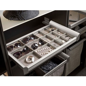 Hafele Engage Closet Jewelry Organizer Grid