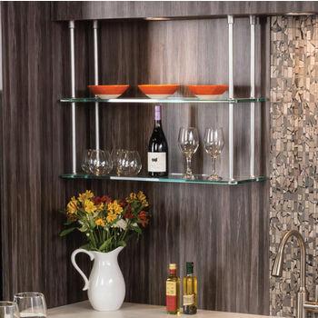 Hafele Suspended Shelf