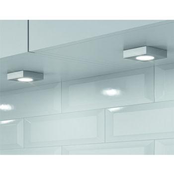 Hafele LOOX 12V #2025 Modular LED Puck Light with 1 LED
