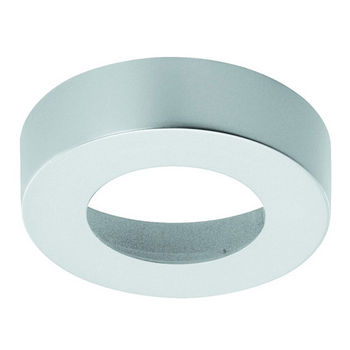 Hafele LOOX #2025-2026 Round Surface Mounted Trim Ring, Silver