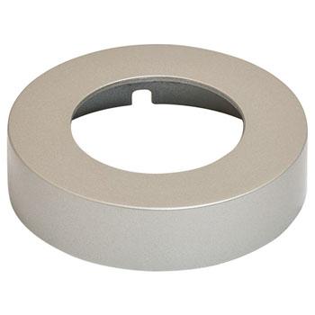 Hafele LOOX #2025/2026 Round Surface Mounted Trim Ring, Nickel Matt