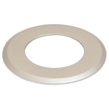 Hafele LOOX #2025/2026 Round Recess Mounted Trim Ring, Nickel Matt
