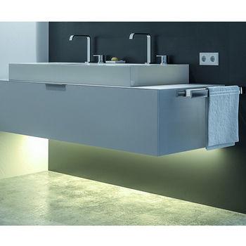 Hafele LOOX 12V #2030 Flexible Silicone LED Ribbon Strip Light with 300 LEDs