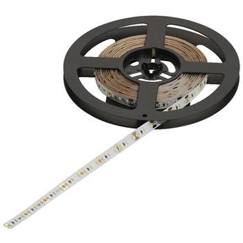 "Hafele LOOX 12V #2037 Flexible LED Ribbon Strip Light with 600 LEDs, Cool White 4000K, 15m (590-1/2"") Length"