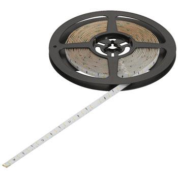 "Hafele LOOX 12V #2030 Flexible Silicone LED Ribbon Strip Light with 300 LEDs, Cool White 4000K, 15m (590-1/2"") Length"