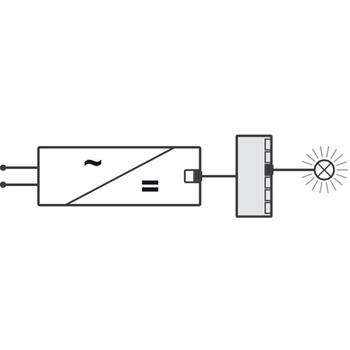 6-Way Distributor Setup Illustration