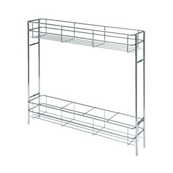 Hafele 2-Tier Base Cabinet Pull-Out