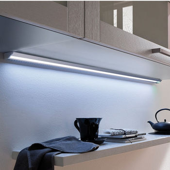 Interior Cabinet Lighting Vertical Display Under Cabinet Lighting u003e Cabinet Interior Lighting u003e Kitchensourcecom Lighting Cabinet Interior Lighting For Shelves And Display