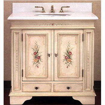 Double Sink Bathroom Vanities · Handcrafted Bathroom Vanities