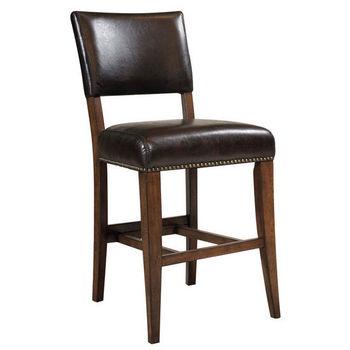 Hillsdale Furniture Cameron Parson Non-Swivel Stools, Set of 2