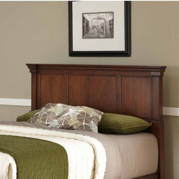 Home Styles The Aspen Collection King/California King Headboard, Rustic Cherry