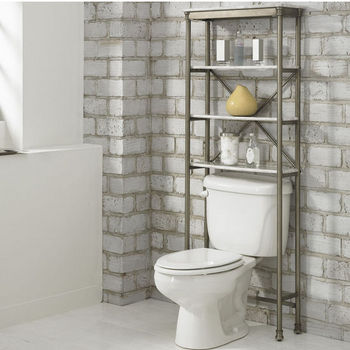 Home Styles The Orleans Over the Commode Stand