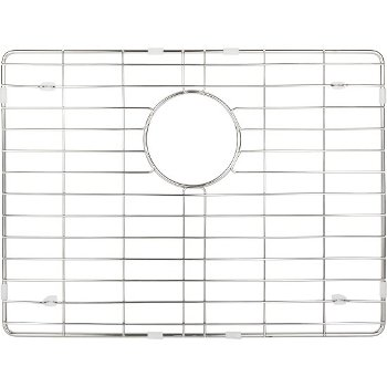 """Hardware Resources Stainless Steel Grid for HMS175 Fabricated Kitchen Sink, 19-3/8"""" W x 14-3/8"""" D x 1"""" H"""