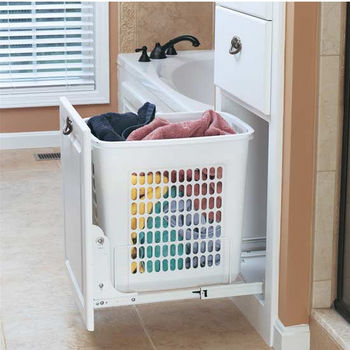 Pull-Out Polymer Hamper
