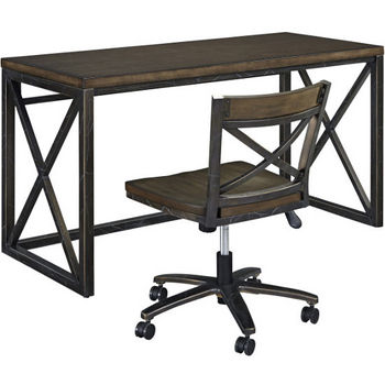 Desk with Hutch Product View