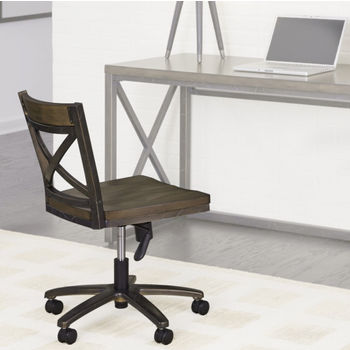 Chair with Desk (Available Below)