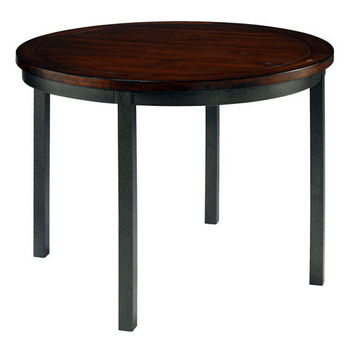 "Home Styles #HS-5411-30, Cabin Creek Round Dining Table, 42"" W x 42"" D x 30"" H"