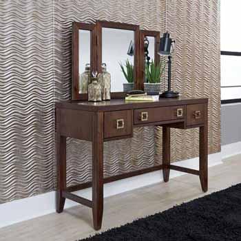 Vanity & Mirror Angular View
