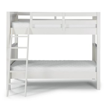 Twin Bunk Bed Front View