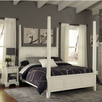 Naples Poster Bed Set