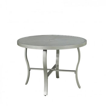 "42-1/2"" Diameter, Table Only, Without Umbrella"