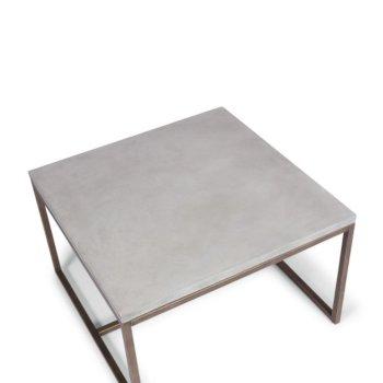 Coffee Table Overhead View
