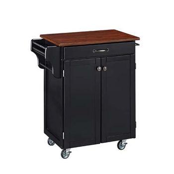 Mix & Match 2 Door w/ Drawer Cuisine Cart Cabinet