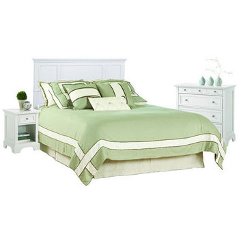 Home Styles Naples Queen Complete Set