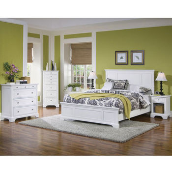 Naples Queen Bed & Matching Furniture