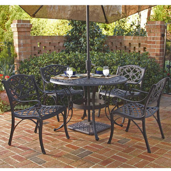 Home Styles - 5-Pc. Outdoor Dining Set