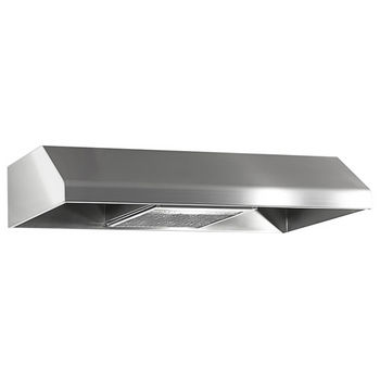 Imperial Deluxe Under Cabinet Range Hood Series 1900D with Mesh Filters