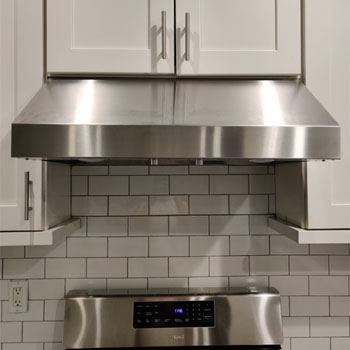 "Imperial Select 10"" 1900 Series Cabinet Mount Range Hood"