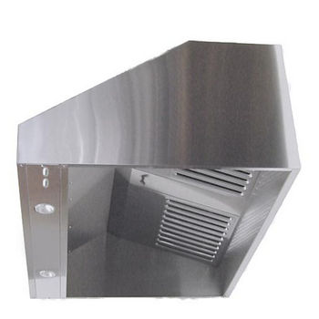 Imperial Wall Mount Canopy Style  Range Hood with Optional Inline Blower