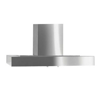 Imperial WH2000SD4SB Wall Contemporary Range Hood with Air Ring Fan, 400 CFM - Meets International Builder Code