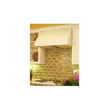 Imperial Wall Canopy WH1900 Range Hood with Baffle Filters