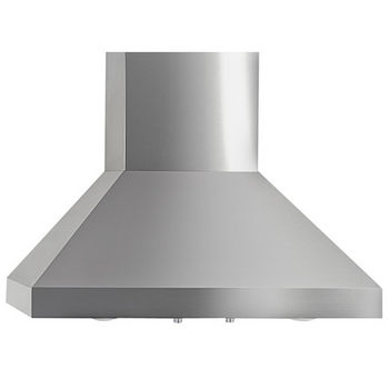 Imperial WHP1900 Series Wall Pyramid Range Hood with Slim Baffle Filters